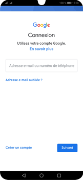 Huawei P30 Pro - E-mails - Ajouter ou modifier votre compte Gmail - Étape 8
