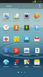 Samsung Galaxy S III LTE - E-mail - Manual configuration - Step 3