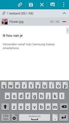 Samsung Galaxy K Zoom 4G (SM-C115) - E-mail - Hoe te versturen - Stap 18