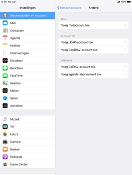 Apple ipad-9-7-ios-12 - E-mail - Account instellen (POP3 met SMTP-verificatie) - Stap 6