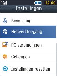 Samsung B3410 Star Qwerty - Buitenland - Bellen, sms en internet - Stap 4