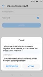 Huawei P10 - E-mail - configurazione manuale - Fase 6