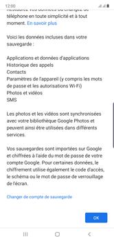 Samsung Galaxy Note 10 - Aller plus loin - Gérer vos données depuis le portable - Étape 13