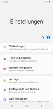 Samsung Galaxy S9 Plus - Android Pie - WiFi - WiFi Calling aktivieren - Schritt 5