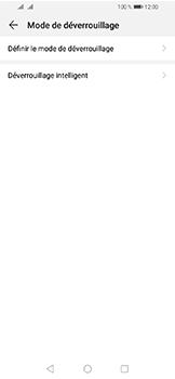 Huawei Y6 (2019) - Sécuriser votre mobile - Activer le code de verrouillage - Étape 5