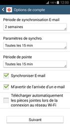 Samsung Galaxy S 4 Mini LTE - E-mail - 032b. Email wizard - Yahoo - Étape 7