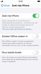 Apple iPhone SE - iOS 13 - Toestel - stel