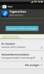 HTC A9191 Desire HD - Apps - Herunterladen - Schritt 8