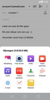 LG G6 H870 - E-mail - Bericht met attachment versturen - Stap 12