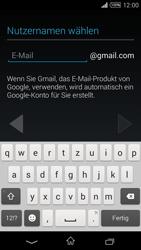 Sony Xperia T3 - Apps - Konto anlegen und einrichten - 7 / 22