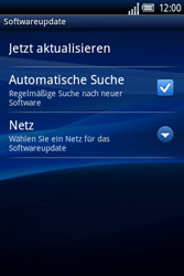 Sony Ericsson Xperia X8 - Software - Update - Schritt 6