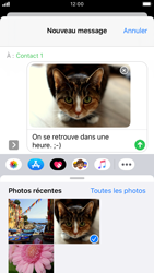 Apple iPhone 7 - iOS 13 - MMS - envoi d'images - Étape 14
