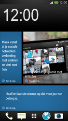HTC One Mini - E-mail - Account instellen (IMAP met SMTP-verificatie) - Stap 1