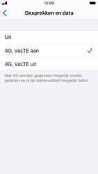 Apple iPhone SE - iOS 13 - Netwerk - 4G instellen - Stap 7