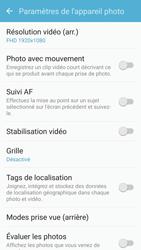 Samsung Galaxy S7 - Photos, vidéos, musique - Créer une vidéo - Étape 7