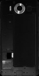Microsoft Lumia 950 - SIM-Karte - Einlegen - Schritt 6