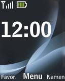 Nokia 2330 classic - e-mail - handmatig instellen - stap 1