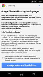 Sony Xperia Z3 Compact - Internet und Datenroaming - Verwenden des Internets - Schritt 4