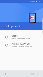 Samsung Samsung G925 Galaxy S6 Edge (Android M) - E-mail - Manual configuration (gmail) - Step 8