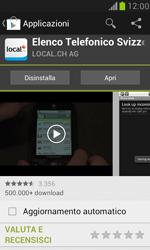 Samsung Galaxy S III Mini - Applicazioni - Installazione delle applicazioni - Fase 9