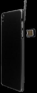 Sony F3111 Xperia XA - SIM-Karte - Einlegen - Schritt 4