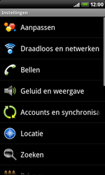 HTC A8181 Desire - bluetooth - aanzetten - stap 4