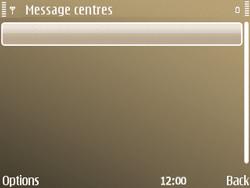 Nokia E72 - SMS - Manual configuration - Step 7