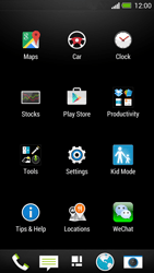 HTC One - Applications - How to uninstall an app - Step 3