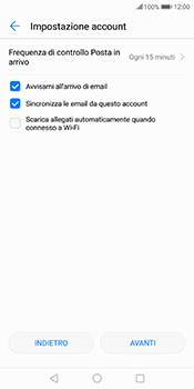 Huawei Mate 10 Pro - E-mail - 032c. Email wizard - Outlook - Fase 7