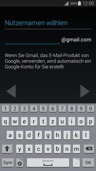 Samsung Galaxy Note 4 - Apps - Einrichten des App Stores - Schritt 8