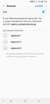 Samsung Galaxy A9 (2018) - bluetooth - aanzetten - stap 7