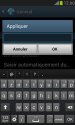 Samsung Galaxy S III Mini - Internet et roaming de données - Configuration manuelle - Étape 22
