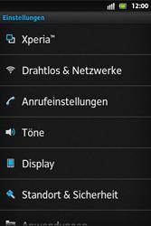 Sony Xperia Go - Ausland - Auslandskosten vermeiden - 6 / 9