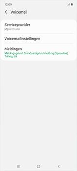 Samsung galaxy-a51-sm-a515f - Voicemail - Handmatig instellen - Stap 7