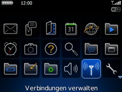 BlackBerry 8520 Curve - Ausland - Im Ausland surfen – Datenroaming - Schritt 5