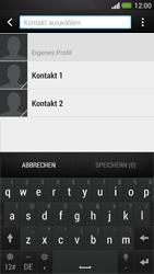 HTC One - Anrufe - Anrufe blockieren - 2 / 2