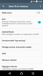 Sony Xperia XA (F3111) - Android Nougat - Internet - Configuration manuelle - Étape 7