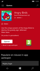 Microsoft Lumia 650 - apps - app store gebruiken - stap 16