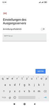 Xiaomi Mi Mix 3 5G - E-Mail - Manuelle Konfiguration - Schritt 19