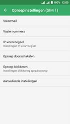 Acer Liquid Z6 Dual SIM - Voicemail - handmatig instellen - Stap 7