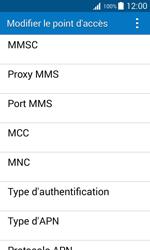 Samsung J100H Galaxy J1 - MMS - Configuration manuelle - Étape 14
