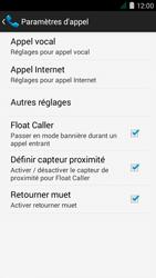 Acer Liquid Z410 - Messagerie vocale - Configuration manuelle - Étape 5