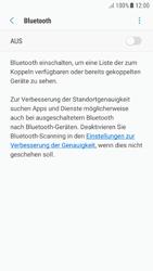 Samsung Galaxy A5 (2016) - Android Nougat - Bluetooth - Verbinden von Geräten - Schritt 6