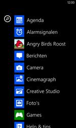 Nokia Lumia 520 - SMS - Handmatig instellen - Stap 3