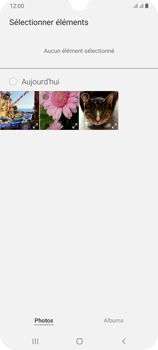 Samsung Galaxy A70 - MMS - envoi d'images - Étape 17