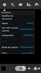 Samsung Galaxy Note 2 - Photos, vidéos, musique - Prendre une photo - Étape 7