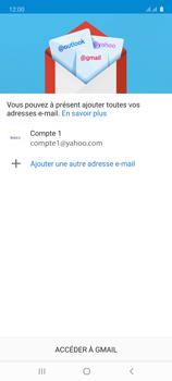 Samsung Galaxy Note 10 Lite - E-mails - Ajouter ou modifier votre compte Yahoo - Étape 14