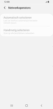 Samsung galaxy-s8-sm-g950f-android-pie - Buitenland - Bellen, sms en internet - Stap 9