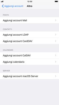 Apple iPhone 6s Plus iOS 11 - E-mail - configurazione manuale - Fase 10