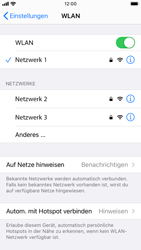 Apple iPhone SE (2020) - iOS 14 - WiFi - WiFi-Konfiguration - Schritt 7